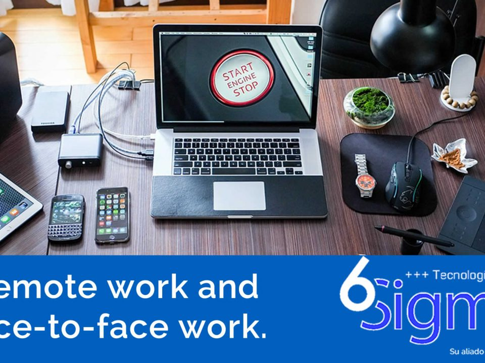 Remote work vs Face to Face work